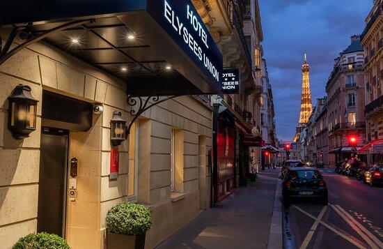 Hotel Elysees Union, Hotels in Paris