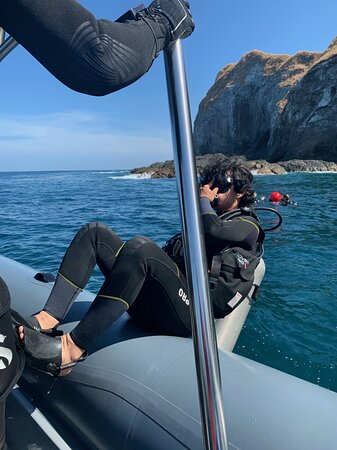 FunDive Catalina Islands (2 dives only for Certified divers): splash