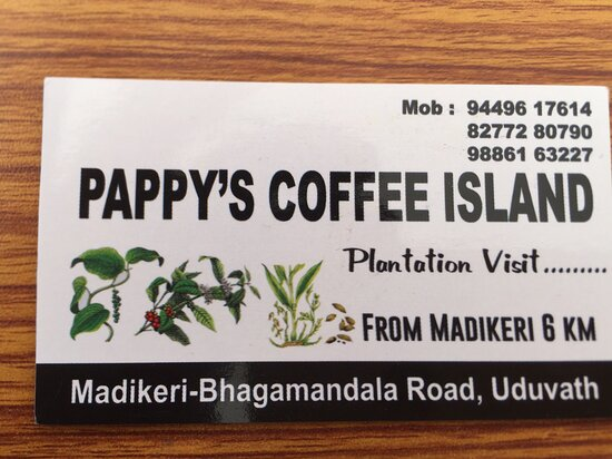 "Pappy""s Coffee Island"