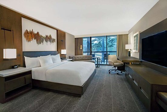 Hilton Peachtree City Atlanta Hotel & Conference Center