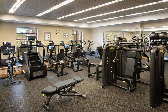 Sawgrass Spa Fitness Center