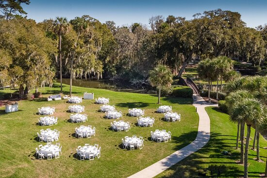 Spa Lawn - Rounds Setup