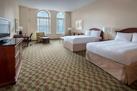 Double/Double Headhouse Tower Guest Room