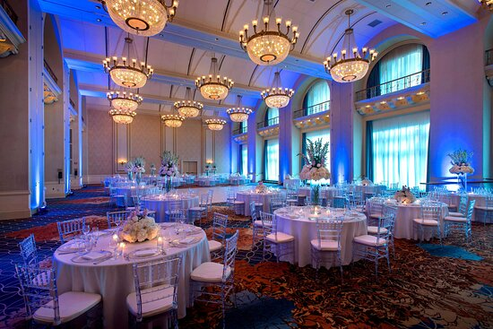 Liberty Ballroom - Wedding Reception