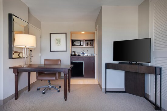 Two-Bedroom Presidential Suite - Living Room