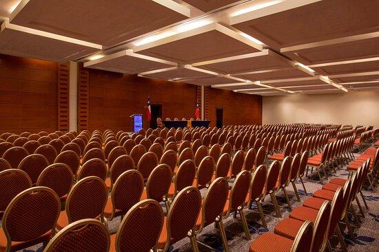 Vergara Ballroom Auditorium