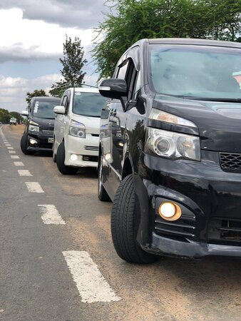We provide long distance taxi services from Jommo Kenyatta International Airport to various destinations within Kenya. Email us at info@valourcab.biz with your itinerary for costings and quotes.