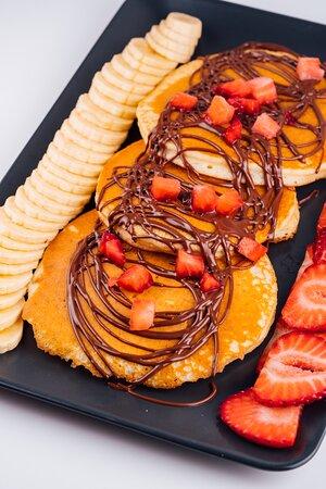 Batman Pancakes