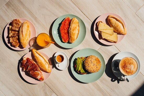 Tu desayuno perfecto