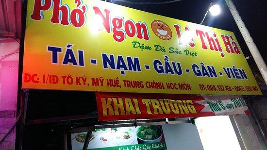 Ho Chi Minh City, Vietnam: Làm bảng hiệu bạt hiflex