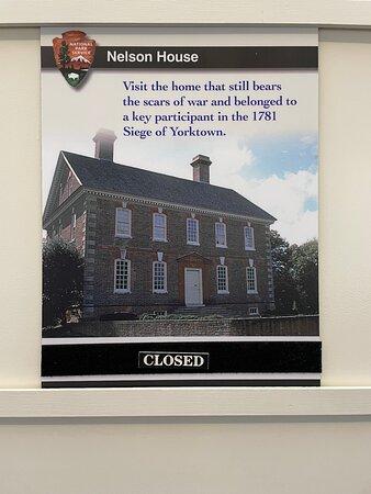 Yorktown National Park Visitor Center Entrance Hall Decor