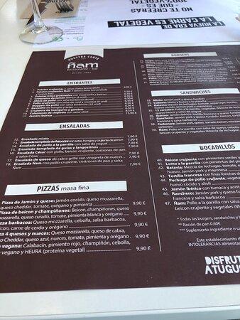 Ñam Restaurantes