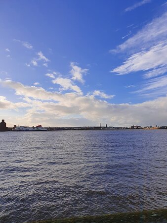 The River Mersey