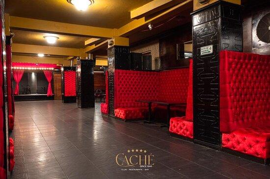 Club Cache Resto-Bar