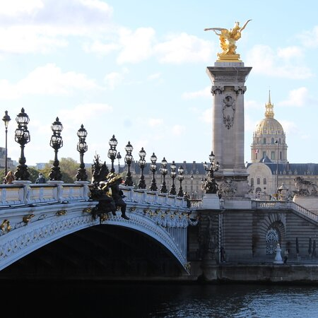 Paris, Frankrig: Parigi Ponte Alessandro III