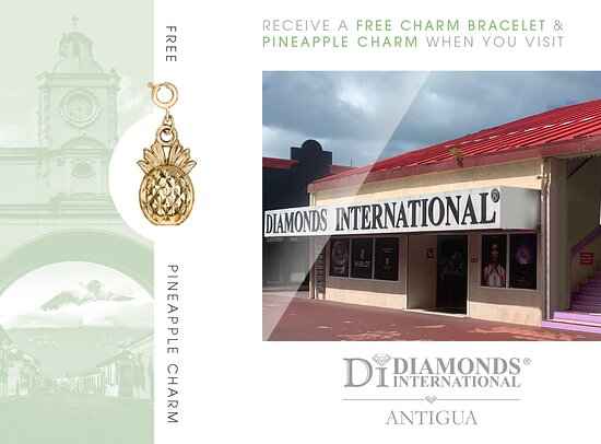 Diamonds International Antigua
