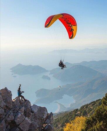 Paragliding - Fethiye - TURKEY🪂 📸@fethiyephoto