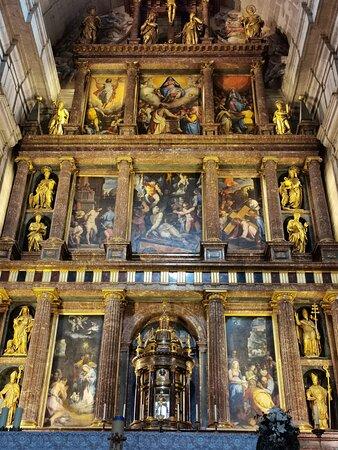 Retablo Altar Mayor