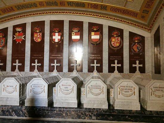 Panteon de Infantes