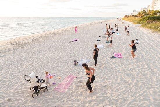 Miami Beach Boot Camp