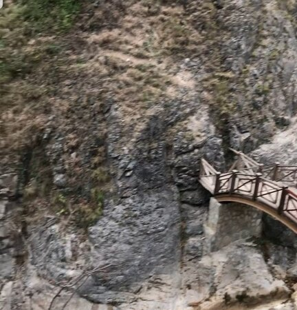 Karaoluk (Ciseli) Waterfalls