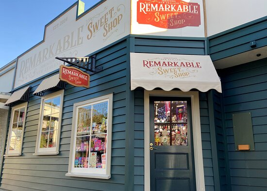 Remarkable Sweet Shop - Arrowtown
