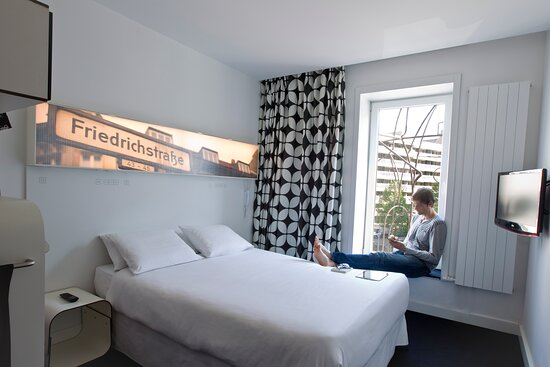 Hotel Gat Point Charlie, hoteles en Berlín