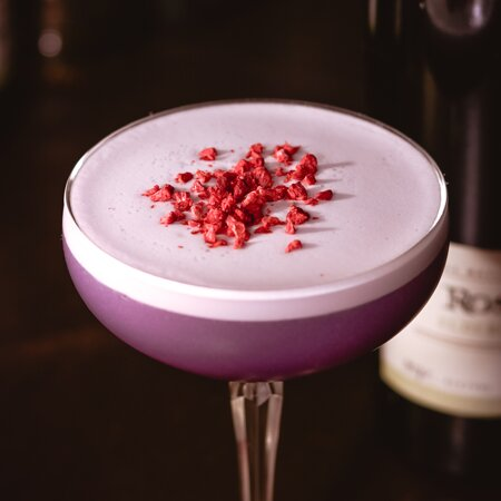 Our Elderflower Sour cocktail showcases the stunning Rose Rabbit Elderflower Liqueur of Cardrona Distillery. Come and try one ahead of your meal with our bar open from 4pm Tuesday - Saturday.