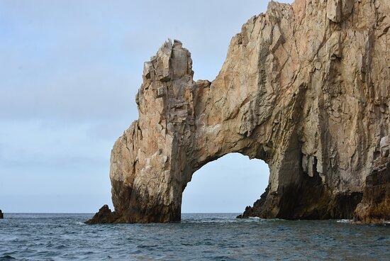 Excursão Aventura de Observação de Baleias do Zodíaco do Cabo: Amazing views as you leave the harbor...