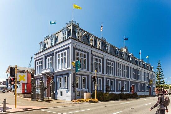พิพิธภัณฑ์เมืองและทะเลเวลลิงตัน