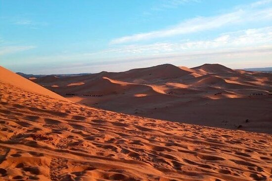 Trip From Erfoud To Merzouga Desert For Sunrise By Camels, No Extra...