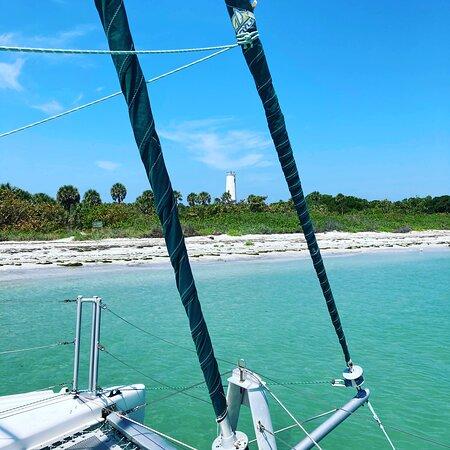 Flip Flops Sailing