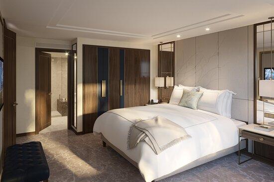 InterContinental London Park Lane - Mayfair Deluxe Bedroom