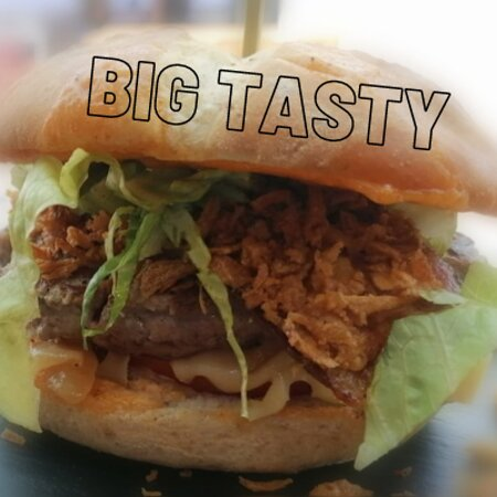 burger big tasty 5,50