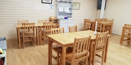 Deserted tables