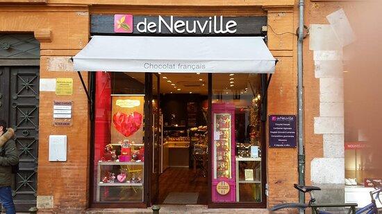de Neuville – Chocolat français