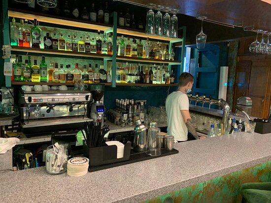 Крутой бар 🔥