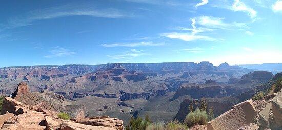 Grand Canyon National Park, AZ: South Kaibab Trail, fatica ripagata