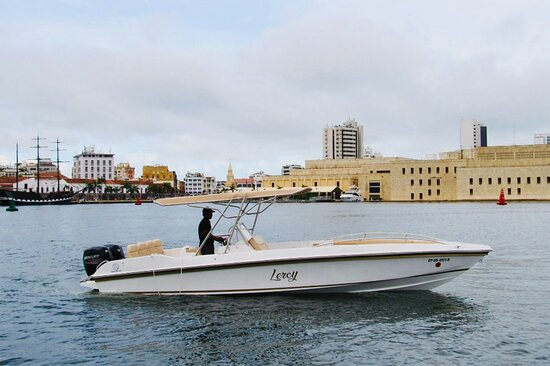 Navega en Cartagena