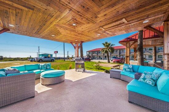 Ocean's Edge Hotel, Port Aransas,TX