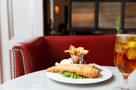 108 Brasserie Fish and Chips