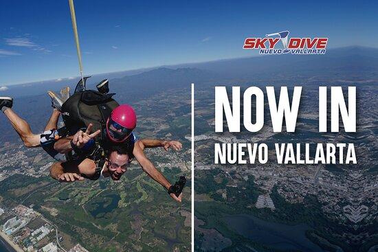 Skydive Nuevo Vallarta