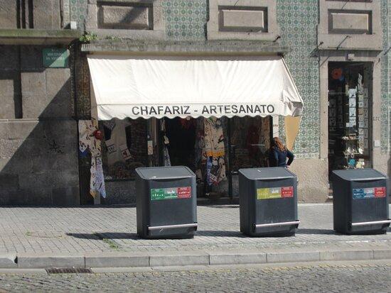 Chafariz artesanato
