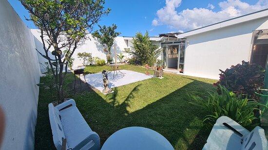 Patio / Backyard Lodging