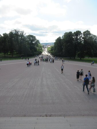 View from Palace