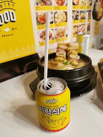 美味韓國菜