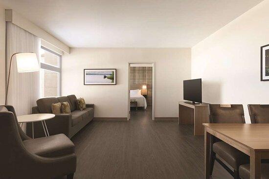 1 Bedrooms Suite-King Bed