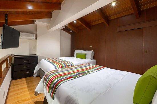 Premium 1 Bedroom Suite-2 Double Beds
