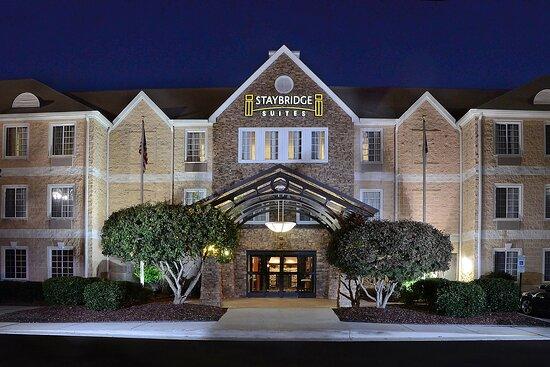 Staybridge Suites Raleigh-Durham Apt-Morrisville, Hotels in Cary