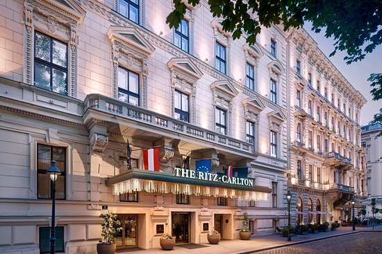 The Ritz-Carlton, Vienna, Hotels in Vienna